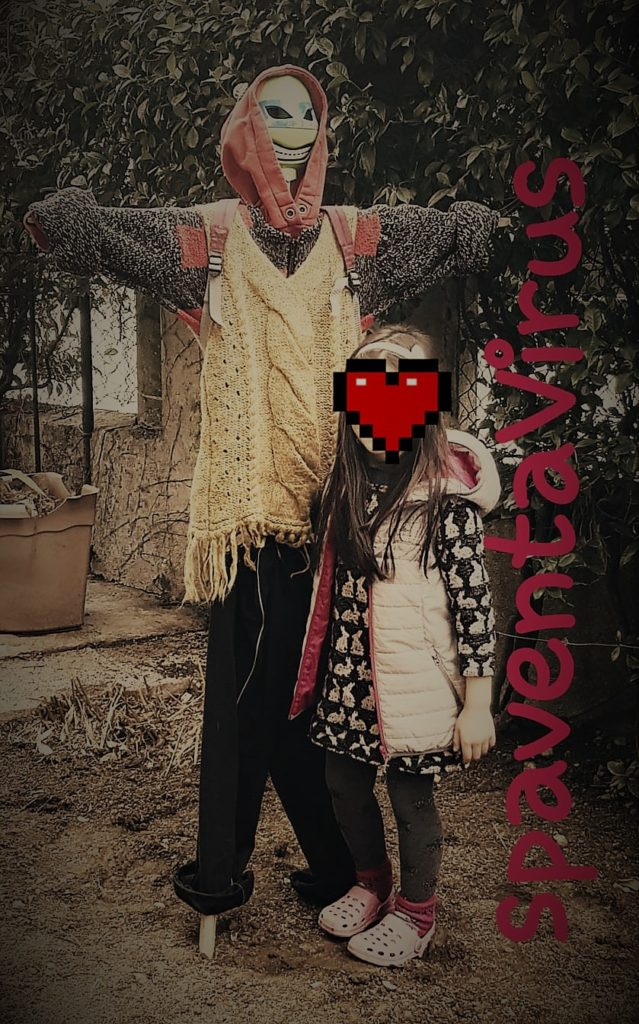 Spaventa Virus con amore